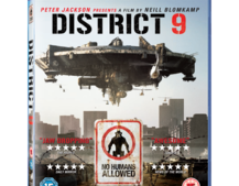 VIDEO: Win one of five copies of District 9 on Blu-ray
