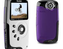Kodak PlaySport takes Zi8 camcorder rugged