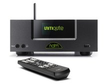 Naim UnitiQute all-in-one high end hi-fi