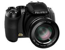 Big zoom Fujifilm FinePix HS10 bridge camera announced