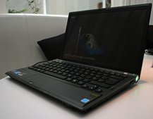 Sony VAIO Z series hands on