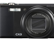 Ricoh CX3 announced