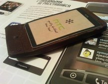 HTC sends out chocolate Hero handsets