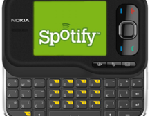 Spotify adds support for more Symbian handsets