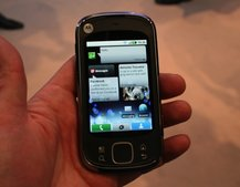 Motorola Quench hands on