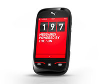 Puma phone officially launched