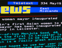 Teletext offers iPhone apps