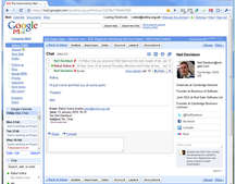 Gmail gets Xobni-like sidebar