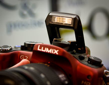 Panasonic G2 hands-on