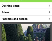 National Trust launches iPhone App