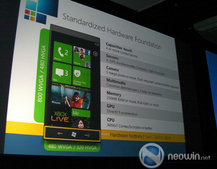 Samsung Slate: The second Windows Phone 7 Series handset