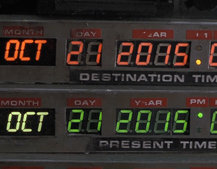 How Back To The Future II predicted 21 October 2015: Did it get anything right?