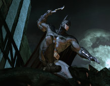 Batman: Arkham Asylum wins Best Game at BAFTA 2010 awards