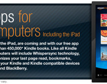 UK iPad users will get book store