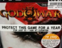 HMV offering games insurance