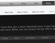 iTunes.com not taking over from Lala just yet