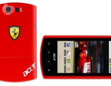 Acer revs up special edition Liquid E Ferrari smartphone