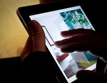 RNIB sings the praises of the iPad