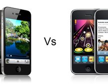 iPhone 4 vs iPhone 3GS