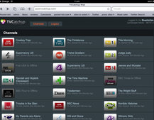 TVCatchup brings Freeview to your iPad