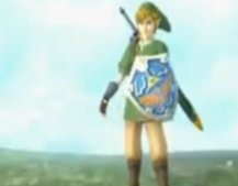 Legend of Zelda Skyward Sword teased at E3