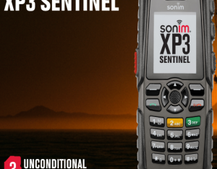 Sonim XP3 Sentinel: One tough mo-fo of a phone