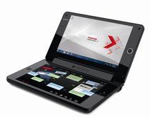 VIDEO: Toshiba Libretto W100 - world's first Windows 7 dual touchscreen