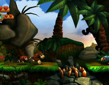 Donkey Kong Country Returns - quick play preview