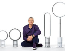 Dyson Air Multiplier gets a couple of big brothers
