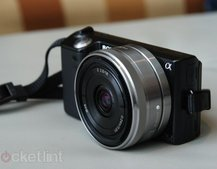 Sony goes extra dimensional with 3D update for NEX-5 and NEX-3 cameras