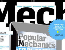 APP OF THE DAY - Popular Mechanics (iPad)
