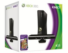 Xbox 360 4GB confirmed and Kinect price set