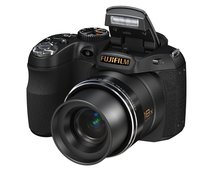 Fuji FinePix S2800HD: The world's smallest 18x zoom camera