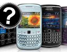 BlackBerry: Which handset to go for?