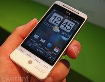 HTC Hero: Three users want Android 2.1