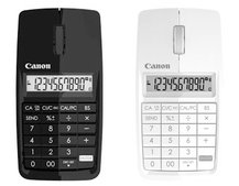Canon calculator mouse for the spreadsheet fan