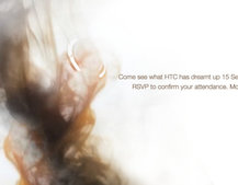 HTC event 15 September, HTC Desire HD launch?