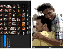 Adobe Photoshop Express brings image editing to the iPad