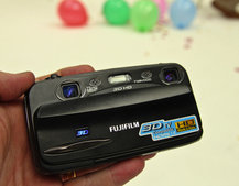 Fujifilm FinePix Real 3D W3 hands-on