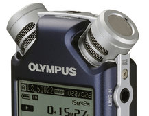Olympus LS-5 to fulfil all your voice recorder needs