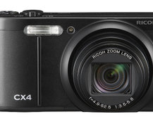 Ricoh CX4 brings sense of Deja vu, but new features too