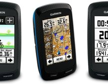 Garmin Edge 800 cycles into view