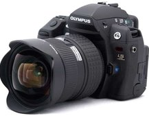 Olympus E-5 rumours focus in on 14 September launch