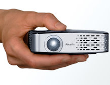Movies on the go: Philips PicoPix pico projector range