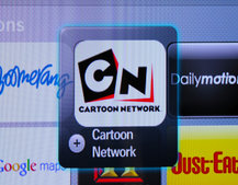 Cartoon Network leads Samsung Internet@TV app explosion