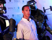 Halo: Reach Premiere in all its glory