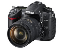 Nikon D7000: Ready to go up against the Canon 60D