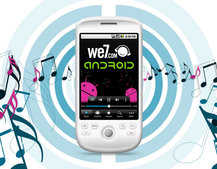 We7 Android app takes on Spotify