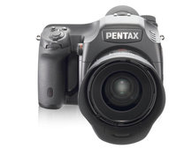 Pentax 645D: Pentax's £10000 Medium Format DSLR heading to UK