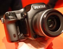 Pentax 645D hands on